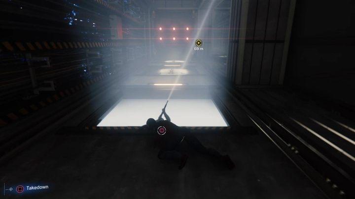 Biegnij teraz do widy i kieruj się do góry - Z deszczu pod rynnę... - Solucja Marvels Spider-Man - Marvels Spider-Man - poradnik do gry
