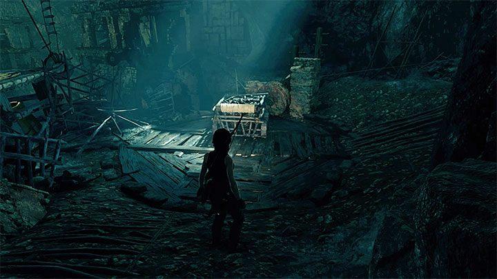 Zadaniem Lary jest zniszczenie nowej dużej barykady - Zbadanie ruin świątyni w Cozumel - Solucja Shadow of the Tomb Raider - Shadow of the Tomb Raider - poradnik do gry
