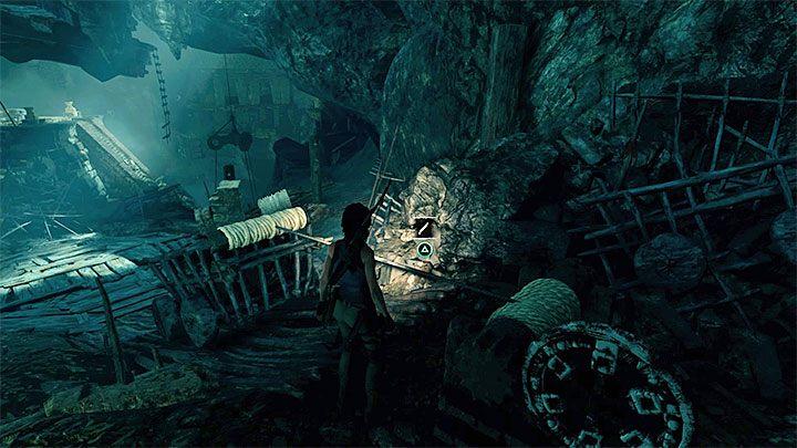 Pozostań w tym samym miejscu gdzie obracałeś mechanizmem - Zbadanie ruin świątyni w Cozumel - Solucja Shadow of the Tomb Raider - Shadow of the Tomb Raider - poradnik do gry
