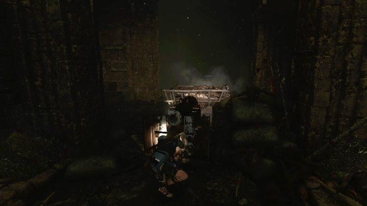 Po skałach do wspinaczki dostaniesz się do kolejnego pomieszczenia - Grobowce wyzwań w Cenote - Shadow of the Tomb Raider - poradnik do gry