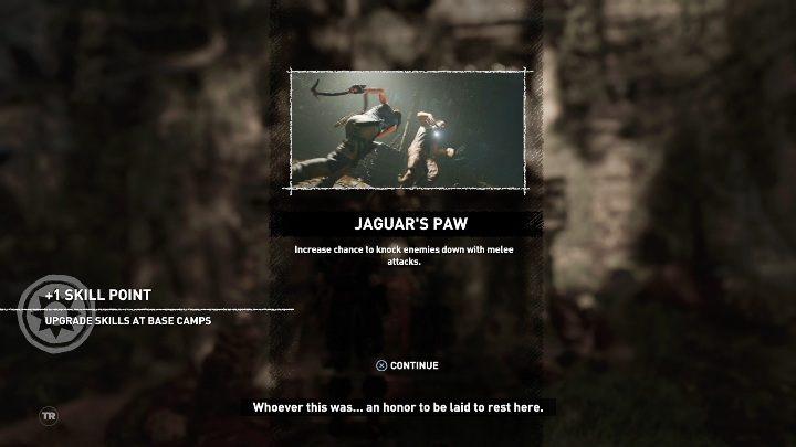 Ancient Aqueduct - to grobowiec znajdujący się w The Hidden City - Umiejętności specjalne - Grobowce wyzwań - Shadow of the Tomb Raider - poradnik do gry