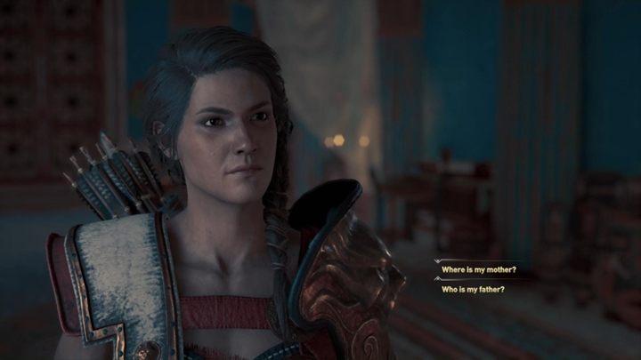Udaj się do świątyni - O wizjach i wizjonerach - Solucja gry Assassins Creed Odyssey - Assassins Creed Odyssey - poradnik do gry