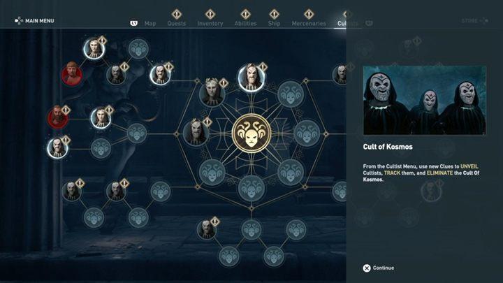 W końcu zjawi się Dejmos, który jest nikim innym jak bratem/siostrą głównej postaci - Strzeż się węży - Solucja gry Assassins Creed Odyssey - Assassins Creed Odyssey - poradnik do gry