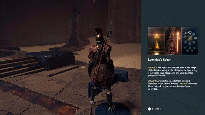Gdy będziesz gotowy, wracaj do głównej postaci i wydarzeń w Grecji - Stary wróg, nowy sojusznik - Solucja gry Assassins Creed Odyssey - Assassins Creed Odyssey - poradnik do gry