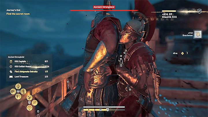1 - Pasywny assassyn - dobry build w Assassins Creed Odyssey - Assassins Creed Odyssey - poradnik do gry
