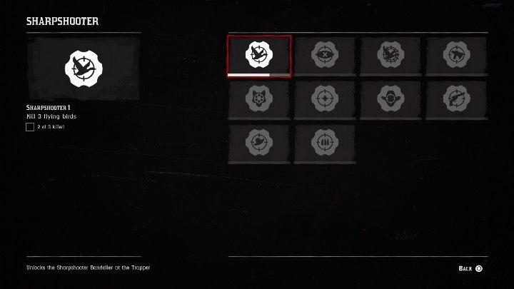 Strzelec Wyborowy 1 (Shaprshooter 1) - Wszystkie wyzwania w Red Dead Redemption 2 - Red Dead Redemption 2 - poradnik do gry