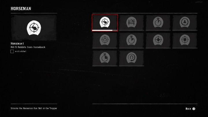 Jezdziec 1 (Horseman 1) - Wszystkie wyzwania w Red Dead Redemption 2 - Red Dead Redemption 2 - poradnik do gry
