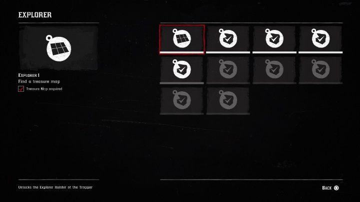 Odkrywca 1 (Explorer 1) - Wszystkie wyzwania w Red Dead Redemption 2 - Red Dead Redemption 2 - poradnik do gry