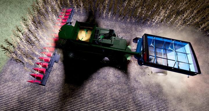 Dobry kombajn zbożowy w Farming Simulator 19 cechują głównie dwa parametry: jego moc oraz pojemność zbiornika - Jak zwiększyć pojemność kombajnu zbożowego w Farming Simulator 19? - Farming Simulator 19 - poradnik do gry