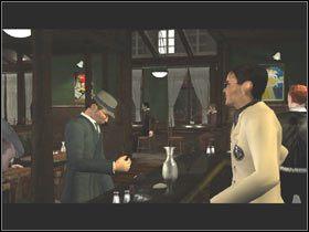 Ale zanim zabiorę się za otwieranie zamków, muszę zajrzeć jeszcze na - Alambic Bistro - Post Mortem - poradnik do gry