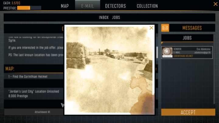 Znalezienie legendarnych skarbów nie jest proste, na ogół jednak otrzymasz podpowiedź w postaci zdjęcia przedstawiającego lokalizację skarbu. - Jak znaleźć legendarne skarby w Treasure Hunter Simulator? - Treasure Hunter Simulator - poradnik do gry