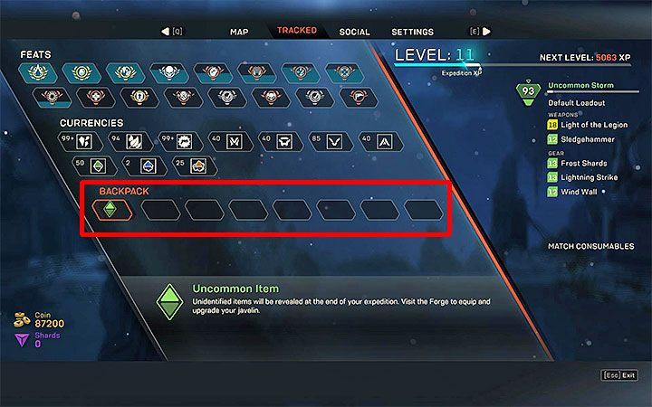 Unikalną sytuacją jest przedwczesne zakończenie ekspedycji - Czy odnaleziony loot może przepaść w Anthem? - Anthem - poradnik do gry
