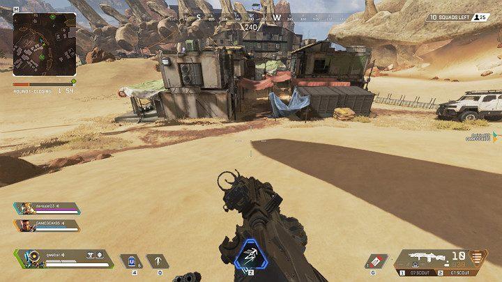 Ślizg jest niezwykle przydatną techniką w momencie, gdy chcesz szybko schować się przed ostrzałem - Poruszanie się, ślizg, skoki i lina w Apex Legends - Apex Legends - poradnik do gry