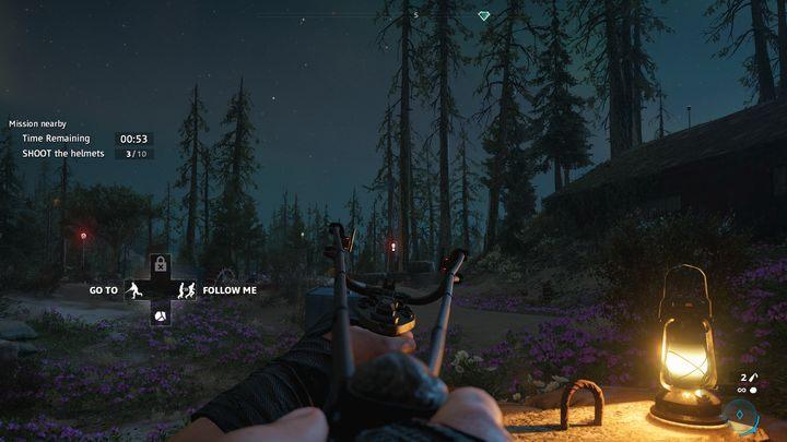 Stosunkowo prosty etap - Pazury kruka, oczy orła | Zadania poboczne w Far Cry New Dawn - Far Cry New Dawn - poradnik do gry