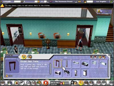 Ile postawić - Kuchnia (1) - Wystrój - Restaurant Empire - poradnik do gry