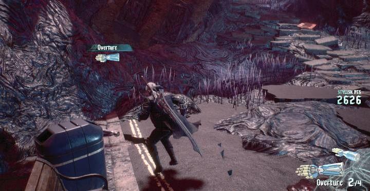 Poskramiacze będziesz odnajdywał za darmo w świecie gry, dlatego możesz swobodnie detonować je od czasu do czasu - Nero - Arsenał, broń w Devil May Cry 5 - Devil May Cry 5 - poradnik do gry