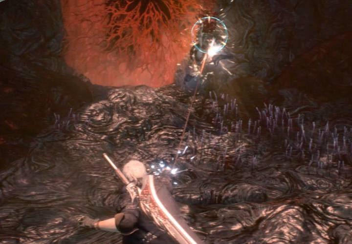 Używaj linki często do łączenia combo - Nero - Arsenał, broń w Devil May Cry 5 - Devil May Cry 5 - poradnik do gry