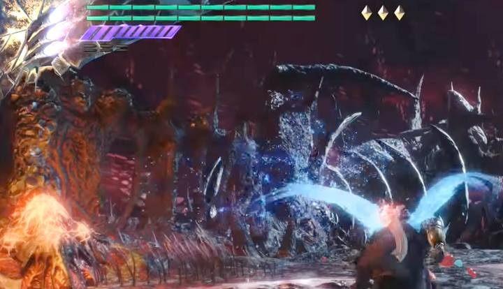 Napęd to specjalna umiejętność miecza Nero - Nero - Arsenał, broń w Devil May Cry 5 - Devil May Cry 5 - poradnik do gry
