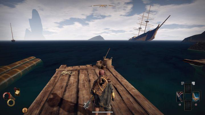 Następnie udaj się na pomost za konstrukcją - tam odnajdziesz Fishing Harpoon. - Łowienie ryb - Jak zdobyć Fishing Harpoon w Outward? - Outward - poradnik do gry