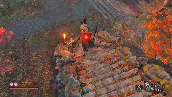 4 - Farmienie xp i złota w Sekiro Shadows Die Twice - Sekiro Shadows Die Twice - poradnik do gry