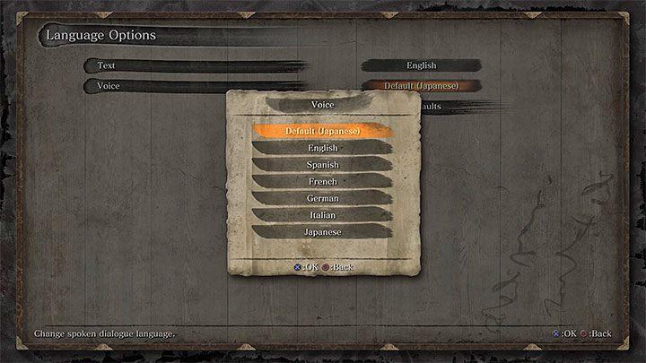 Tak i jest to ponadto domyślne ustawienie - Sekiro Shadows Die Twice - poradnik do gry