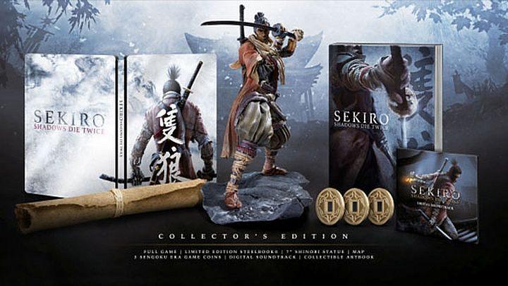 Gra Sekiro: Shadows Die Twice oferowana jest w dwóch wersjach - Sekiro Shadows Die Twice - poradnik do gry