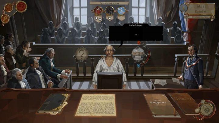 Możliwość Pomyłek: 2 - Dzień 6 - Ludwik XVI część 1 - Solucja We The Revolution - We. the Revolution - poradnik do gry