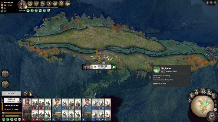 Jeśli masz taką możliwość, warto wykorzystać dodatkową armię, by zabezpieczyć podbite tereny. - Przygotowania do wojny z innymi frakcjami w Total War Three Kingdoms - Total War Three Kingdoms - poradnik do gry