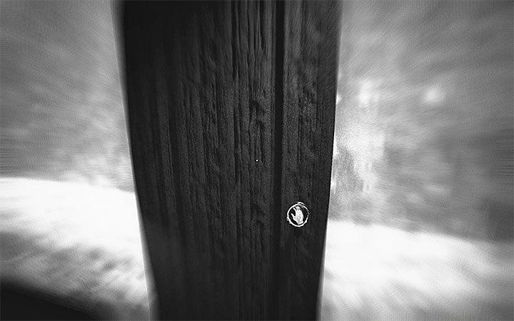 Odejdź od projektora i podejdź do drzwi żeby się zmaterializowały - Zagadka z projektorem | Rozwiązanie zagadki w Layers of Fear 2 - Layers of Fear 2 - poradnik do gry