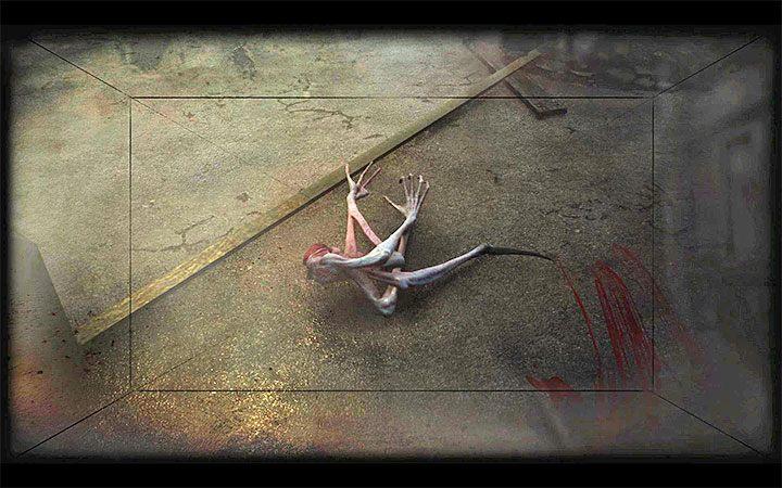Nieprawidłowe zdjęcie rozpoznasz po braku białych obrzeży ramki (przykład na obrazku) - Jak robić zdjęcia w The Sinking City? - The Sinking City - poradnik do gry