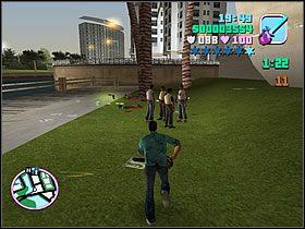 Standardowo ju� z pi�� �a�cuchow� obchodzisz si� ostro�nie - Numer 12 - Rampage - Grand Theft Auto: Vice City - Encyklopedia - poradnik do gry