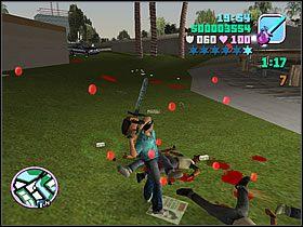 Potem mo�esz wybiec na ulice i doko�czy� dzie�a zniszczenia - Numer 12 - Rampage - Grand Theft Auto: Vice City - Encyklopedia - poradnik do gry