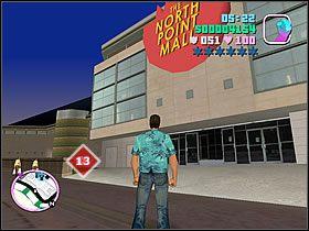 Nie musisz zbytnio si� wysila� - Numer 13 - Rampage - Grand Theft Auto: Vice City - Encyklopedia - poradnik do gry