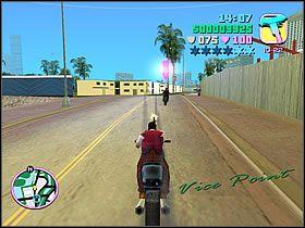 Mam nadzieje że zostawiłeś sobie odpowiednią ilość naboi - 02 Mall Shootout - Colonel Cortez - Grand Theft Auto: Vice City - Solucja - poradnik do gry