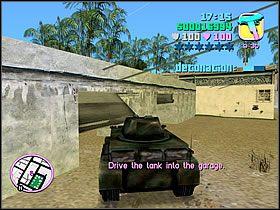 Wykonuj kolejne polecenia, a policja przestanie Cię ścigać i jak tylko znajdziesz się na zewnątrz, zakończysz misję sukcesem - 04 Sir, Yes Sir! - Colonel Cortez - Grand Theft Auto: Vice City - Solucja - poradnik do gry