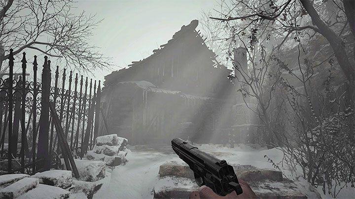 3 - Resident Evil Village: Золотые сундуки - карта, описания, список всего - гайд по игре Resident Evil Village
