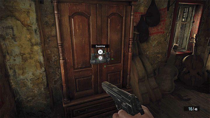 4 - Resident Evil Village: Gold Chests - карта, описания, список всего - Resident Evil Village Game Guide