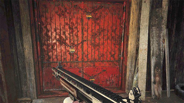 Внутри мельницы есть людоед - мини-босс - Resident Evil Village: Gold Chests - карта, описания, список всего - Resident Evil Village Game Guide