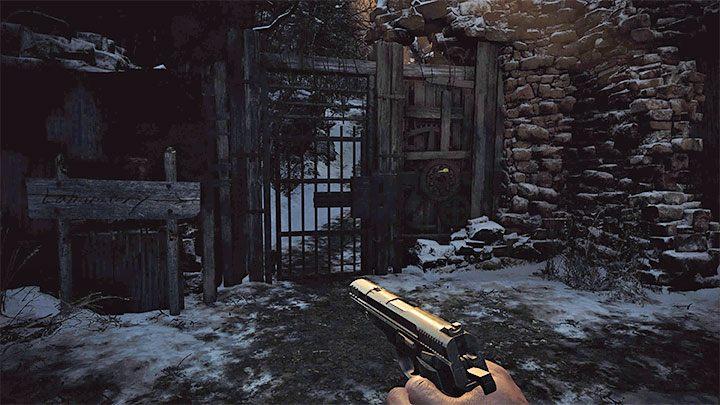 6 - Resident Evil Village: Золотые сундуки - карта, описания, список всего - гайд по игре Resident Evil Village