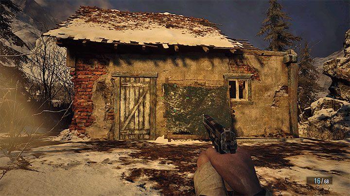 7 - Resident Evil Village: Золотые сундуки - карта, описания, список всего - гайд по игре Resident Evil Village