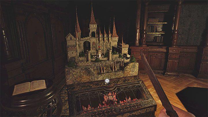Все головоломки-лабиринты представляют собой большие интерактивные макеты - Resident Evil Village: The лабиринт-головоломка - Labyrinth Puzzle - Resident Evil Village Game Guide