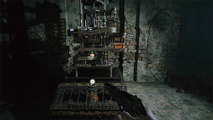 6 - Resident Evil Village: Загадка лабиринта - Загадка лабиринта - Руководство по игре Resident Evil Village
