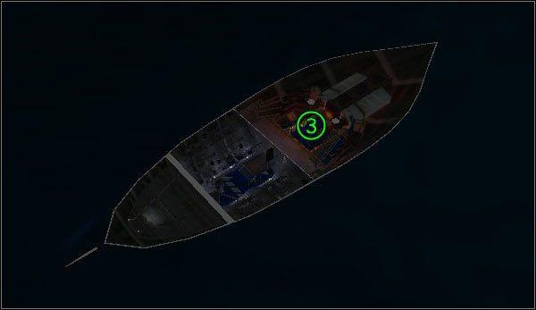Uwięzione duchy: Tępy Kastecik (1) , Akord (2) , Wodny Wstręt (3) , Błyskotka (4) - [Poziom 2.1] Sztywni z ferajny - Ghost Master - poradnik do gry