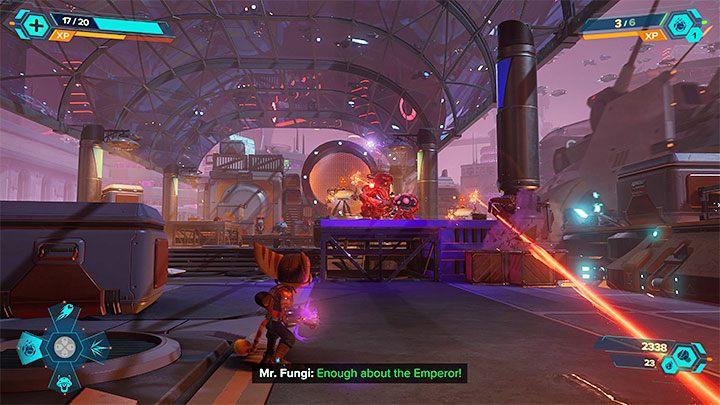 В начале игры они не смогут использовать призрачный рывок, навык, который больше всего можно сравнить с традиционным уклонением - Ratchet & Clank Rift Apart: Советы по началу работы - Руководство по игре Ratchet & Clank Rift Apart