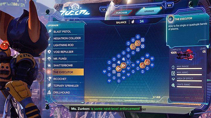 В Ratchet & Clank Rift Apart вы в конечном итоге разблокируете дюжину различных видов оружия и гаджетов - Ratchet & Clank Rift Apart: Стартовые советы - руководство по игре Ratchet & Clank Rift Apart