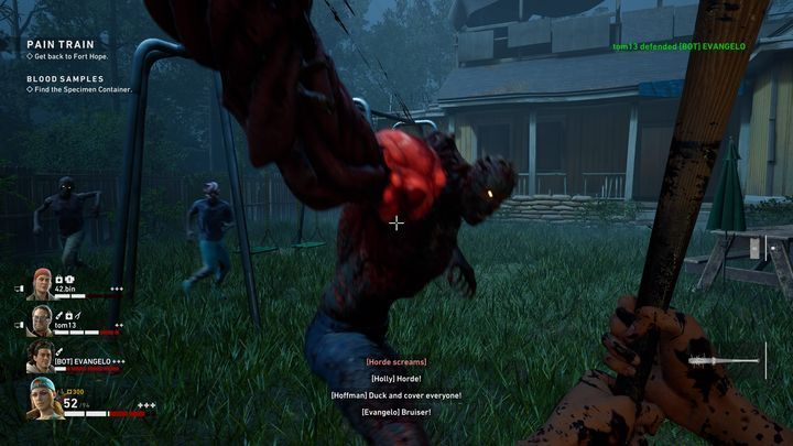 Более сильные типы зомби имеют видимые слабые места, по которым стоит стрелять или ударить - Back 4 Blood: Start Tips - Back 4 Blood Game Guide