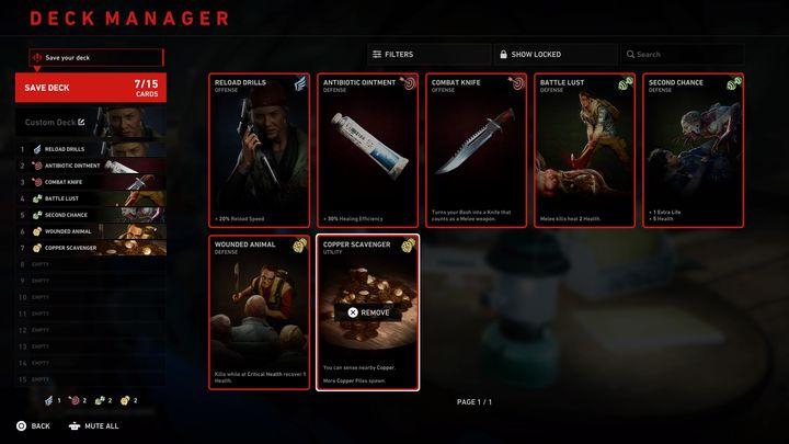 Колода может содержать максимум 15 карт - 4 спины крови: начальные советы - 4 спины крови - руководство по игре