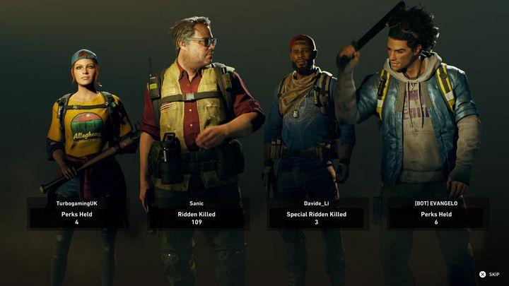Когда вы начинаете действие, вам нужно будет выбрать одного из нескольких персонажей, доступных в игре - Back 4 Blood: Start Tips - Back 4 Blood - Game Guide