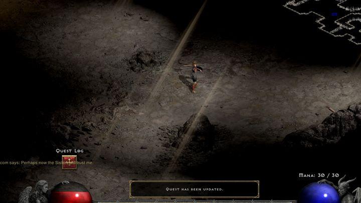 Внутри пещеры Злого жилища вы должны уничтожить всех врагов - Diablo 2 Resurrected: Evil Dwelling - прохождение, прохождение - руководство по игре Diablo 2 Resurrected