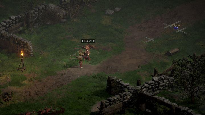 Поговорите с Кашьей в лагере - прохождение Diablo 2 Resurrected: Sisters 'Graveyard, прохождение - руководство по игре Diablo 2 Resurrected